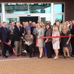 Cutting ribbon on the Sheraton Mesa Hotel while an expansion is already underway. This is #NextMesa #WrigleyvilleWest http://t.co/Ka5PN99Odk