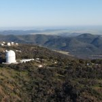 Siding Spring Observatory from Steve Cambell while in a hot air balloon! #australia http://t.co/QA1MZdPyb3