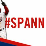 #BOOM @thisisdspan puts the #Nats ahead with another solo home run, his second in as many days! #Nats lead, 2-1. http://t.co/Cf3CSYxl5X