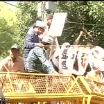 AAP protest against one year of NDA Govt at Jantar Mantar (Delhi) http://t.co/JHXIFXMVJq