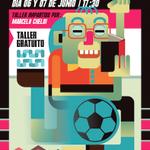 INSCRIPCIONES GRATUITAS:: indianamlabel@gmail.com #TodoEsCancha Taller de #Literatura & #Fútbol by @MarceloCheloi http://t.co/CtYAnMtBnO