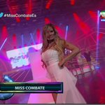 ¡.@AleBaigorria1 aparece en el certamen! #MissCombateEs .@Combate_ATV @atvpe http://t.co/RfLPLE26Lt