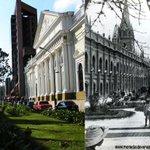 Dos instantes de tiempo 2015/1900. Caracas: Palacio Legislativo / Palacio de las Academias #HistoFotoVE http://t.co/xjnXRx9UU2