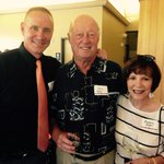 We are in Lake Oswego this evening & Heisman Trophy winner Terry Baker & his wife Barbara are here! #Legend #GoBeavs http://t.co/hCVTMiKiJi