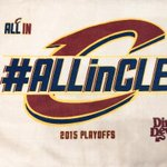Thanks to sweeping company, @DirtDevil, for supplying tonights #CavsHawks GM. 4 Rally Towels! #ALLinCLE http://t.co/5UwiFsovJ2