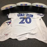 Bases, jersey and the walk-off home run ball! @BringerOfRain20s 2nd HR of the night and 12th HR of the season. http://t.co/Puf8B0yZeE