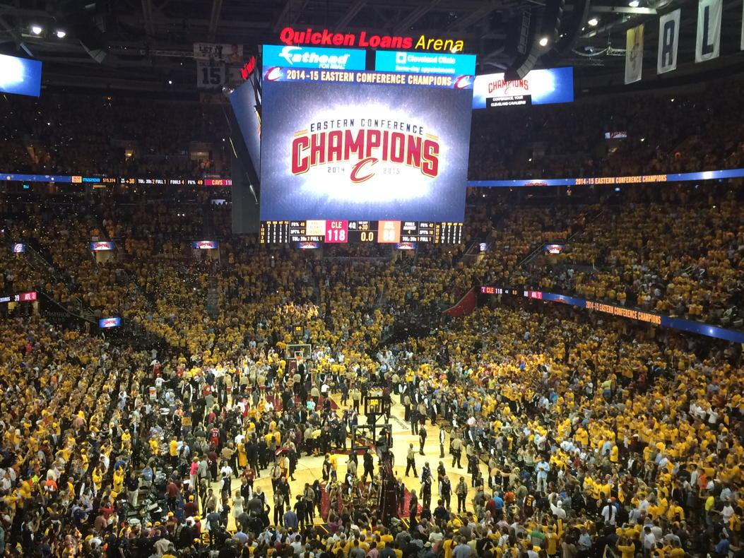 Eastern Conference Champions #Cavs http://t.co/vDyLVjGQfv