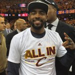 Kyrie Irving, headed to the #NBAFinals! http://t.co/RSq9kupzgd