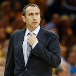 David Blatt is the first rookie coach to sweep an NBA Coach of the Year, from the same year, in a best-of-7 series. http://t.co/nqOKN00kSg