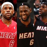 LeBron James is poised to play in his 5th straight NBA Finals. He will be the 1st to do so with 2 different teams. http://t.co/vHOL1I05fO