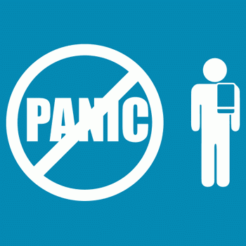 Happy #TowelDay. Don't panic. http://t.co/07gUJYGYny