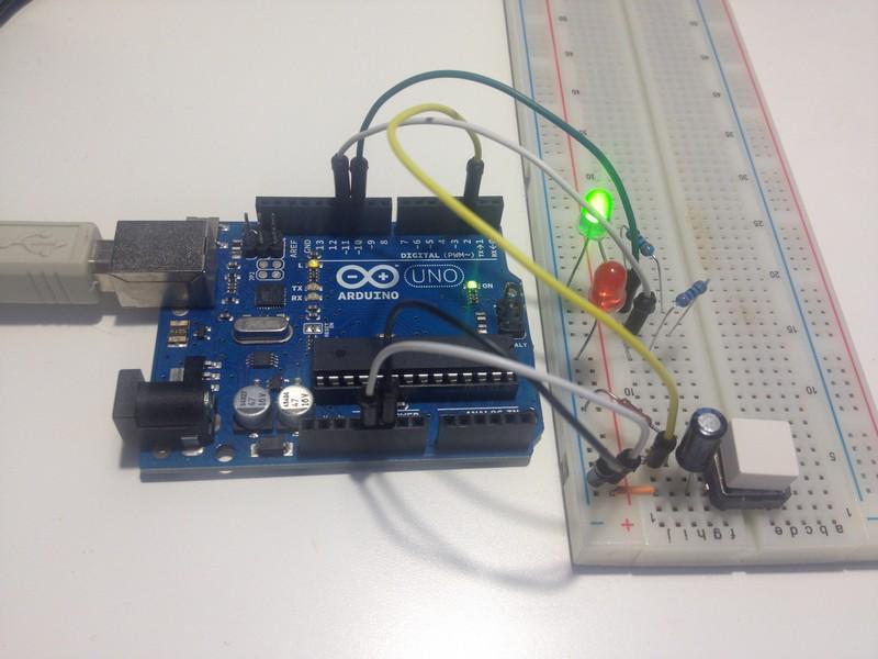 как собрать arduino uno