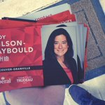 Spent the afternoon helping out an inspiring friend in #Vancouver Granville! #WeekendofAction #LPC @Puglaas http://t.co/3LYK4kslGA