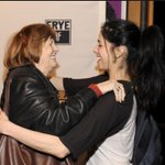 I had the honor of meeting Anne Meara a few times. It was a life highlight. RIP http://t.co/eVDlHhvmFJ