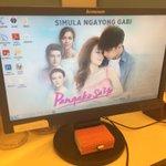 """""""@kathrinavs: All ABS desktops are excited na rin???? #PSYAngUnangPagIbig ngayong gabi na!???? http://t.co/20rXaWDMSG"""""""