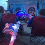 A lot of #patriotism tonight at the @kcsymphony #celebrationkc concert for #MemorialDay15 http://t.co/kufaztq7AC