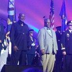 With M.Sanders, John Amos, and BGen ONeil on stage at #CelebrationAtTheStation #kansascity http://t.co/TlNEDxVBAr  — Mayor Sly James (Ma…