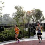 jogging at #Springleaf #Nature #Park #Singapore http://t.co/hIezh3F4uR http://t.co/Rwd8HQwE2Q