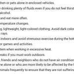 Follow these Simple Precautions and stay safe from a Heat Stroke...   Happy Summer evryone :-)