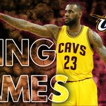 Cleveland wins Game 3!! LeBron James (37 Pts, 18 Reb, 13 Ast) DOMINATES as Cavs outlast Hawks in OT, 114-111. http://t.co/JHuEbDMUqI