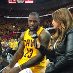 37 points, 18 rebounds & 13 assists for @kingjames in @cavs 114-111 victory! #NBAPlayoffs http://t.co/ZSiV8yAWWY