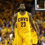 LeBron James now has 6 playoff games with 30 Pts, 10 Reb, 10 Ast. Only Oscar Robertson has more in postseason (8). http://t.co/ijA2H35SzT