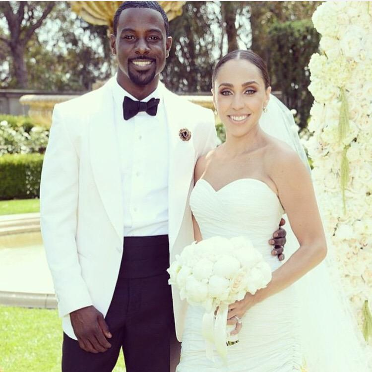 Congratulations to Mr. & Mrs. Gross @LanceGross & @BecJefferson