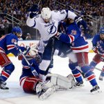 RECAP: #NYR pushed to the brink after 2-0 loss in Game 5 of ECF; full story: http://t.co/X9CxSIdpTa http://t.co/vyiMImHpdX