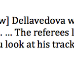 """Hawks Kent Bazemore on Al Horfords ejection and Matthew Dellavedovas """"track record"""" http://t.co/METgeAdz6y"""