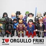 Porque algún día, dominaremos el mundo y conquistaremos el universo!!! Feliz Día del Orgullo Friki!! #OrgulloFriki http://t.co/V4URwUSCBd