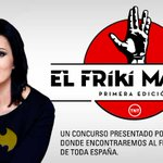 Ve pidiendo las pizzas. Esta noche sabremos quién es el Friki Master (22:30h) > http://t.co/mO3VDLQJB2 http://t.co/Q1LxnuxGnL