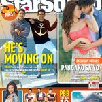 LOOK: KathNiel, Gerald land cover of @StarStudioMag s June issue. http://t.co/BND32aN1R3