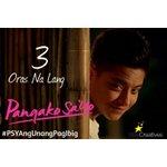 3 ORAS NA LANG! #PSYAngUnangPagibig http://t.co/YVqinnWqHD