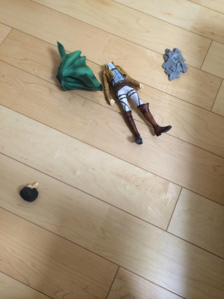 あああああああ兵長おおぉぉぉぉおおおおおおおおおお!!!!!地震殺すっ!!!!!!!!!!!!!!!!! pic.twitter.com/GYP5rA8CW8