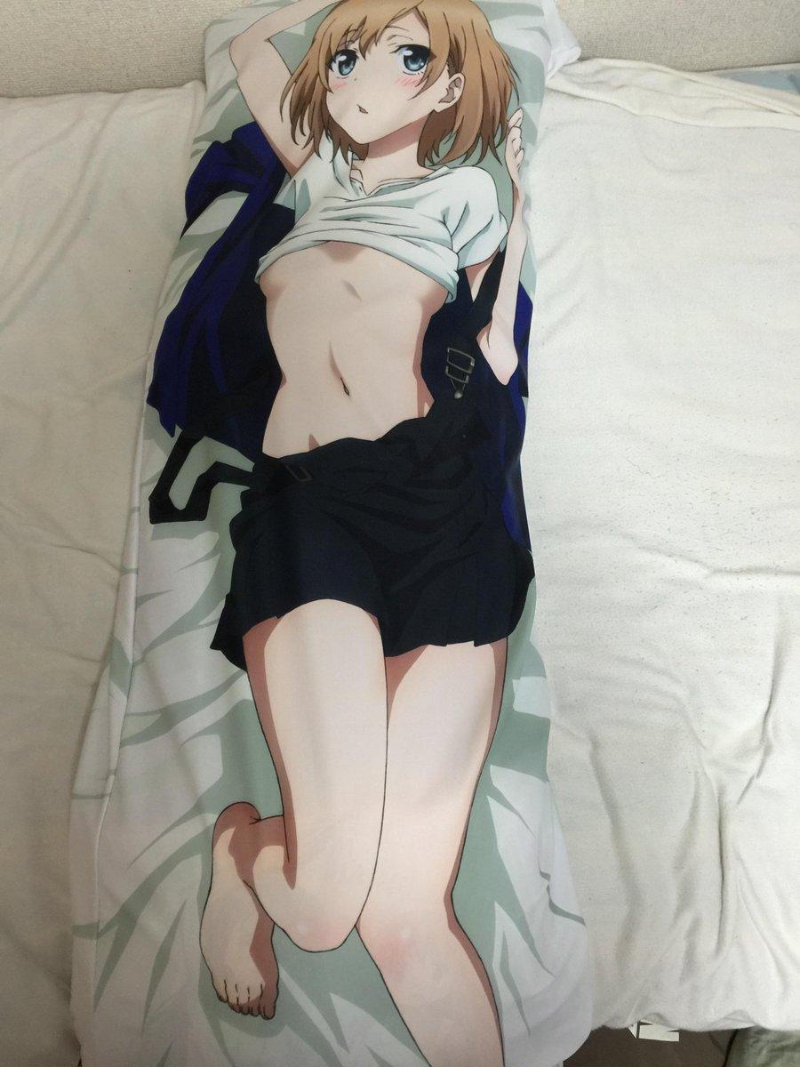 みゃーもりの抱き枕カバー届きました… http://t.co/E8X3pZ2b09