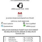 Lion Express Banjarmasin | Banjarmasin - Surabaya: Rp. 12.637 (Kg) | CP (0511) 4364731 https://t.co/K6ZTOn08nu http://t.co/WHVGSNyBsv