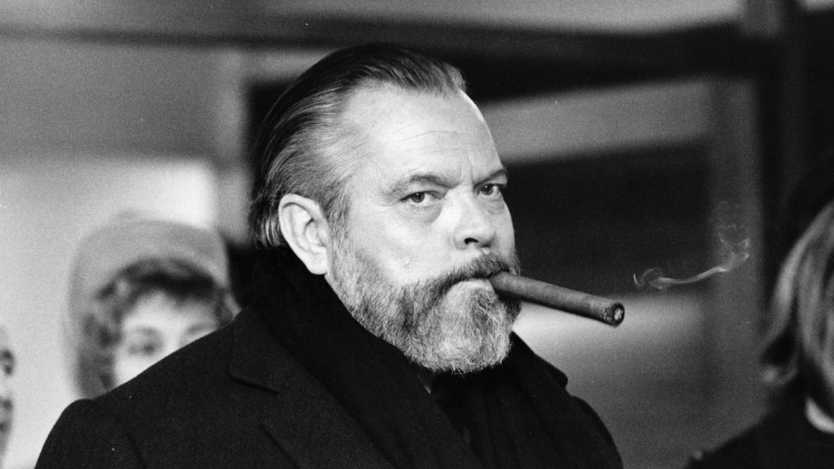 """If you want a happy ending, that depends, of course, on where you stop your story..."" Orson Welles. http://t.co/d5nvrxlfbZ"