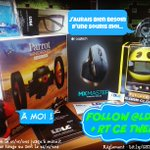 [JEU GEEK WEEK JOUR 1] À gagner aujourdhui : une souris Logitech, un mini drone et plus encore ! #GeekWeekLDLC http://t.co/eICygAZ7W9