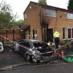 ARSON: Three cars damaged by fire in Wolverton, Milton Keynes, a week after Eaglestone arsons http://t.co/M2ci6002Ep http://t.co/zbZ7LOlzsB