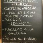 Buenos dias.Semana nueva, ven y #comesano #dietamediterrana #comidacasera en #murcia para deleitar tus sentidos http://t.co/sEgakZBe47