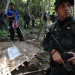 RT @BBCNewsAsia: 139 grave sites found in 28 suspected trafficking camps close to Malaysian-Thai border http://t.co/O6hdySVkek