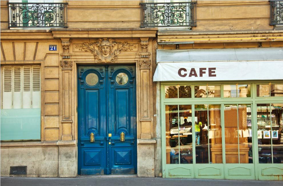 Vegetarian & travelling to Paris?  There's no need to miss out on good food, see more here: