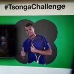 Si tu passes à @rolangarros cette année, viens me défier au #TsongaChallenge à l'espace Orange #RG15 #Hologramme http://t.co/HVHQ0GegUE