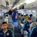 Were in our seats and ready for take off! 8 hours to go... #cityontour http://t.co/5MplXYgiIT