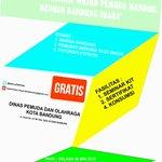 Kegiatan Seminar Wirausaha Bagi Pemuda Kota Bandung. @DisporaBandung @ridwankamil @OdedMD @DiskominfoBdg http://t.co/wYyGAxVk3c
