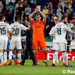 DATO- Ranking de los jugadores con más victorias en Liga: 1) @CasillasWorld (334) 2) Zubizarreta (333) 3) Raúl (327) http://t.co/dTz3ZGHIej