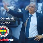 Zeljko Obradovic 2 Yıl Daha @FenerbahceUlkerde! http://t.co/jY65lXdB2A