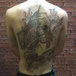 First session of the day finished #tattoo £50 per hour 07966709091 #manchester http://t.co/PE18fbaM5K