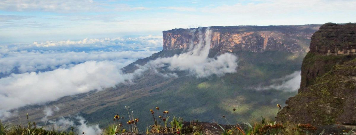 This week's DreamDestination is Mt. Roraima in Venezuela. Have you been?