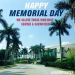 Thanks to all those who have served and sacrificed! #MemorialDay http://t.co/8JSmIEBcYx